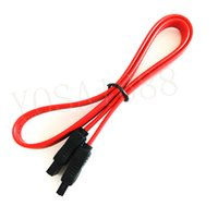 ata ii hard - Copper Wire Core SATA Cable CM pin Hard Disk Drive SATA II Data Cable pin HDD Serial ATA extension Cable