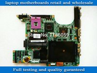 Wholesale 447983 for HP Pavilion DV9000 DV9700 DV9500 Laptop Motherboard PM fully TESTED