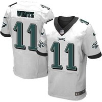 eagles football jerseys - 2016 New Hot Men Eagles Carson Wentz White Football Jerseys Mix Order
