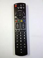 audio video plasma tv - N2QAYB000570 Replacement Remote Control for Panasonic Plasma LCD LED TV TCP42E3 TCP42S30 TCL37E3 TCL42E3 TCL32C3 TCL32C3S TC P50VT20