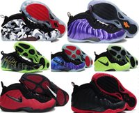 Hight Cut Unisex Spring and Fall Mens Air Penny Hardaway Galaxy One 1 Men Foams Basketball Shoes Olympic Basket Ball Cheap Running Shoes 41-47