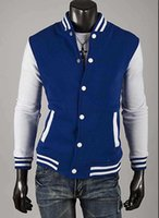 baseball jacket nwt - Fashion boutique men s clothing NWT Varsity Letterman College Baseball COTTON JACKET Men s Clothing Coats