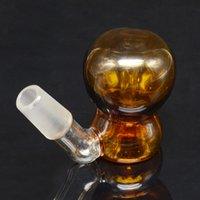 Free Type ash holder - 2016 smoking glass pipe vaporzier bong ash catcher bowl holder mm mm sneak a toke water pipe water pipe