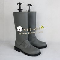 agent boot - Star War s Rebels Agent Kallus cos Cosplay Shoes Boots shoe boot NC955 anime Halloween Christmas