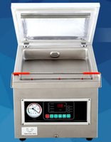 Wholesale Automatic Vacuum Sealer Desktop Sealing Machine for Maximum mm W