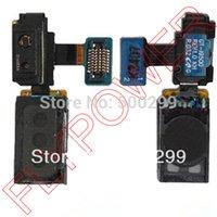 Wholesale 100 warranty Speaker Earpiece Earphone Flex Cable for Samsung Galaxy S4 SIV i9500 i9505 by