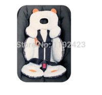 Wholesale 2015 Comfortable multi purpose Baby Safe Car Seat cushion dual use adjustable baby car pillow child safety seat mat M50906