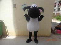 adult sheep costume - Comic book movie shaun Sean Charon garment mascot adult sheep plush as fashion