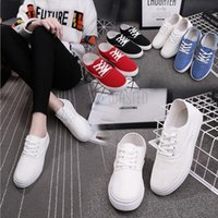 bagged concrete - Reliable canvas shoes for men women sneakers sport leisure low high classic skateboard cheap good quality canvas bag mail