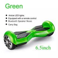 balance board kids - SGLEDs Hover Board with Bluetooth Speaker UL2272 Hooverboard Wheel Self Balance Electric Scooters Kids Skateboard Longboard inch