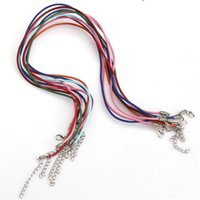 beading stringing material - Fashion Genuine Leather Cords Snake Necklace Beading Cord String Rope DIY Materials Accessories Fit Bracelets Making
