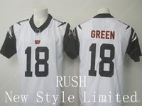 bengals jerseys cheap - Newest Cheap Limited NWT Bengals A J Green Stitched Embroidery Logos America Football Jerseys Authentic Sweatshirts Uniforms
