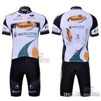 Prezzi Kit e bike-annata maglie ciclismo Bike vestito imbottito squadra di ciclismo maglie QuickStep Kit squadra di ciclismo e di breve i pantaloni gallese bicicletta C00S jersey