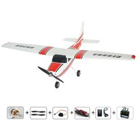 Wholesale New Cessna RC airplane Remote control air plane RTF hobby model aircraft aeromodelling aviao radio glider for aerial toys