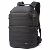 Wholesale Lowepro Laptop Shoulder Bags - New Lowepro ProTactic 350 AW Camera Photo Tripod Laptop Backpack Case DSLR Shoulder Waterproof Shockproof Polyester Bag for Canon Nikon