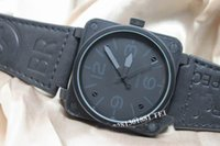 bell movement - NEW bell Automatic Movement Men s watch best Watches Rubber strap ross b033