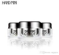Wholesale 12 COLORS BRAND NEW G JAR Metallic MIRROR Effect Nail POWDER Chrome Pigment Nail Glitters POWDER