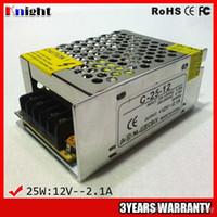 Wholesale 12V W A Power supply for led strip light AC90 V input voltage led flexible strip power supply