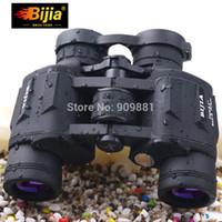 Wholesale 2015 Famous Brand BIJIA Black X45 Telescope M portable nitrogen waterproof low light level night vision HD Binocular
