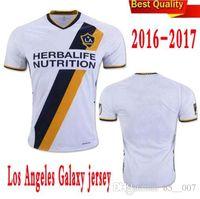 Wholesale LA camisa galáxia GERRARD GERRARD Los Angeles Galaxy Camisa KEANE GIOVANI ZARDES ROGERS LA galaxy maillot
