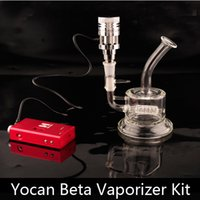 beta technology - Yocan Beta Vaporizer Kit Yocan Nero Technology Detachable Atomzier Dry Herb Tank VS Yocan Ultron Thor Exgo v2 E Cig Original