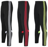 beach trousers - Men s beach pants soccer training pants leg Slim sports trousers for men and women receive child Family fitted breathable quick drying pants