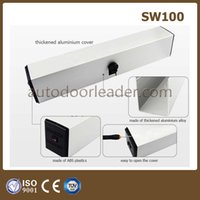 automatic entrance doors - Commercial automatic door infrared automatic entrance doors working with body sensor magnetic lock card reader etc