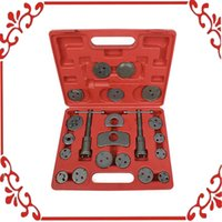 audi brake discs - 21 Disc Brake Caliper Piston Pad Car Auto Wind Back Hand Tools Kit With Case
