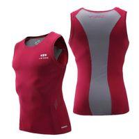 ac vest - AC Classic Sport Men s Tank Tops Summer Style Quick Dry Fitness Athletic Running Men s Vest On Sale