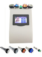 Wholesale Fast Shipping All New CAVITATION VACUUM LASTER MULTIPOLE ULTRASONIC RF Slimming System Weight Loss machine