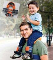 Wholesale 2016 SaddleBaby outdoor Carrier children s saddle shoulder strap Baby stool waist strap infant shoulder seat Dad Hands free Ankle Straps