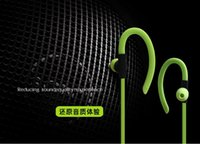 Wholesale Hot Selling Tour Bluetooth Earphone Sport Running Stereo Earbuds Wireless Neckband Headset Headphone with Mic for Universal Cellphones MP3