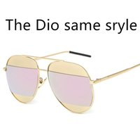 advance framing - Dio same style designer polarized sunglasses High quality sunglasses for men and women advanced anti fake polarized sunglasses UV400
