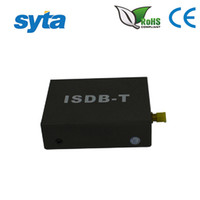 Wholesale SYTA ISDB T car digital TV box with built in one tuner special for Philippines Brazil Chile Argentina Peru etc