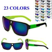 Wholesale Fashion Sport Sunglasses UV400 Brand Designer Sunglasses Hot Dragon Outdoor Sports Sun Glasses K008 Series Goggles