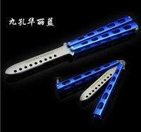 Wholesale Spot supply The butterfly dao practice c Training the knife Cool tools c34 factory direct sale