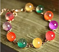 beautiful shares - New Korean fashion star shape alloy beautiful ladies bracelet jewelry gifts to share and exquisite wild section