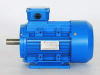 asynchronous induction motor - YE2 IE2 three phase high efficiency induction electric asynchronous motor