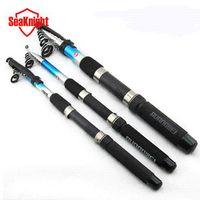 Wholesale GW Shark Telescopic m Segments Carbon Fishing Rod Fishing Rods Cheap Fishing Rods