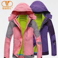 aire brand - New Arrival High quality in outdoor jacket women brand Jackets mountaineering warm waterproof Chaqueta al aire libre