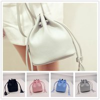 bags philippines - Hot sale Today Philippines mini bucket bag new arrival fashion women simple pumping water fringed shoulder messenger bag VMB88