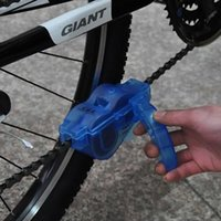 Wholesale New Arrival Outdoor Cycling Bike Bicycle Flywheel Brush Scrubber Quickly Cleaner Kit Mountaineer Chain Wash Tool