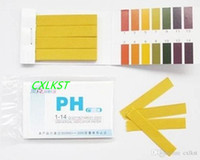 Wholesale Universal Full Range pH Test Paper Strips Litmus Test Kit Urine Saliva