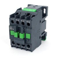 Wholesale AC Contactor Motor Starter Relay Phase Pole NO V Coil Voltage CJX2