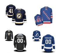 Wholesale Custom Hockey Jerseys new StanCaleb hockey clothing hockey puck Uniforms men and women Ice Hockey Wear