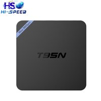 2GB 8GB Quad Core 10pcs T95N mini m8s pro Android TV Box Amlogic S905x 4K H.265 Quad Core Android 6.0 2G 8G WIFI Kodi 16.0 addons smart tv