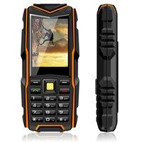 Wholesale Original Vkworld Stone V3 Rugged Waterproof Shockproof Highlight Flashlight Power Bank Phone quot mAh Dual SIM Outdoor phone