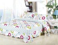 Wholesale JESSY HOME New piece Comfortable Cotton Bedspread Coverlet Quilt Set
