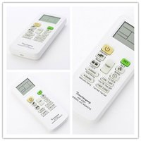 air conditioning supplies - 2016 New Arrival Universal A C LCD Remote Control Controller HW_530 Supply For Air Condition Hot Selling