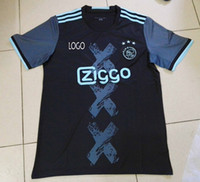 ajax blue - most correct version AFC Ajaxteam soccer jersey Jersey home Ajax Amsterdam shirts factory top thai quality fast shipping